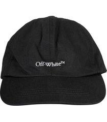 off-white bookish ow basic baseball cap