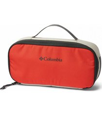 estuche poliéster accessory case naranja columbia