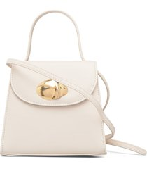 baguette mini bags top handle bags crème little liffner