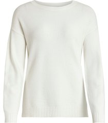 high low l/s knit top