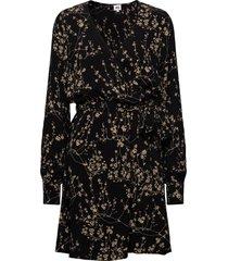kalea dress kort klänning svart twist & tango