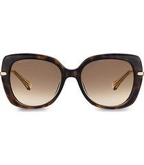 ludi 53mm square sunglasses