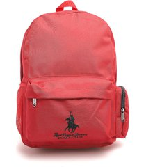 morral  rojo-negro royal county of berkshire polo club