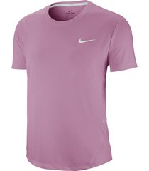 camiseta miler nike mujer aj8121-693 violeta