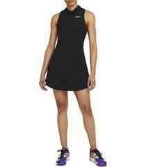 women's nike nikecourt victory polo tennis dress