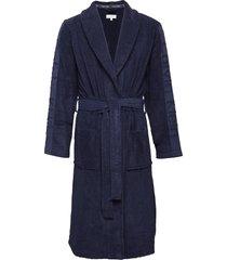 robe morgonrock badrock blå calvin klein