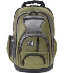 "ful free fallin' padded laptop backpack, fits up to 17"" laptops"