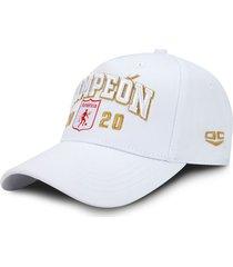 américa de cali campeón gorra oficial edición limitada blanca