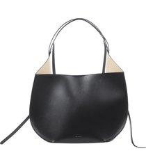 ree projects black helen hobo bag