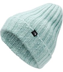 gorro chunky rib celeste the north face