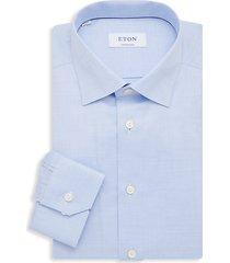 contemporary-fit dress shirt