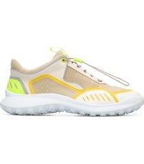 camper crclr, sneaker uomo, beige/giallo/grigio, misura 39 (eu), k100482-008