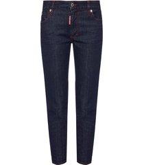 cropped twiggy jeans