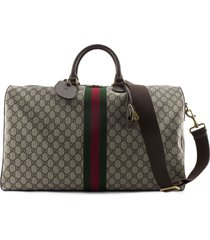 gucci ophidia gg large carry-on duffle.