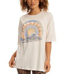 billabong juniors' solstice in summer t-shirt