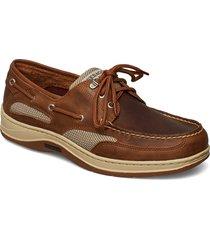 clovehitch ii fgl waxed båtskor skor brun sebago