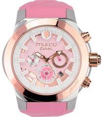 reloj mulco enchanted maple mw-5-5673-083