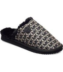 janis slipper slippers tofflor svart michael kors