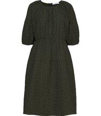 buster dress knälång klänning grön lovechild 1979
