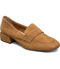 c-5020 loafers låga skor brun wonders