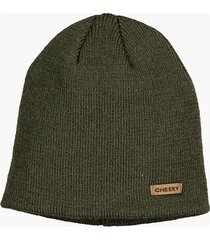 gorro verde cheeky sea
