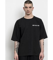 t-shirt dissenter oversized tee