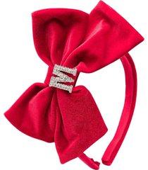 monnalisa girl red headband