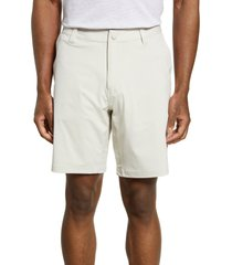 """rhone 9"""" commuter shorts, size 40 in stone at nordstrom"""