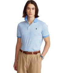 polo ralph lauren men's custom slim-fit soft cotton polo shirt