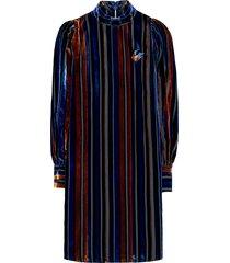 10 feet jurk 850022 blauw