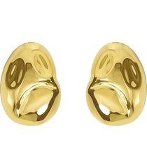 12k gold plated cubagua earrings