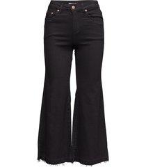 trina culotte ze3 16 jeans utsvängda svart gestuz