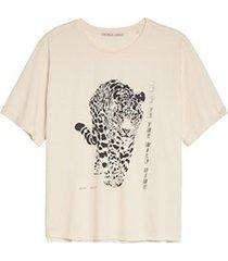 catwalk junkie 2102010206 213 t-shirt hunting white sand