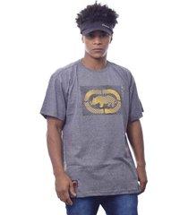camiseta ecko estampada identity