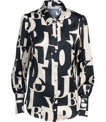 2s2504-11310 blouse satijn
