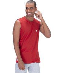 camiseta regata ecko e738a - masculina - vermelho