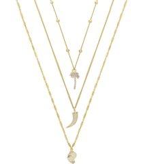 ettika in the tropics necklace set