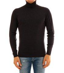 john smedley pullover gray wool