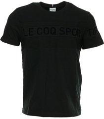 t-shirt korte mouw le coq sportif coq d'or tee