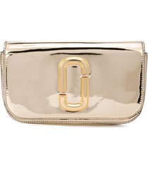 marc jacobs the long shot clutch - grey