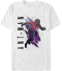marvel men's ant-man galaxy painted ant-man short sleeve t-shirt