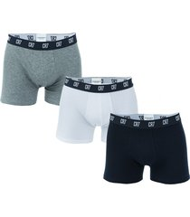 mens cr7 3 pack boxer shorts