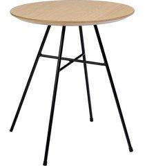 stolik kawowy na metalowych nóżkach felly
