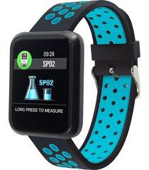 pulsera fitness activity tracker ip68 banda inteligente impermeable