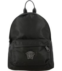 versace backpack versace nylon backpack with jellyfish head