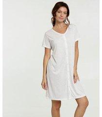 camisola estampa bolinhas manga curta marisa - 10039541086 feminina