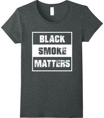 diesel mens black smoke matters shirt women