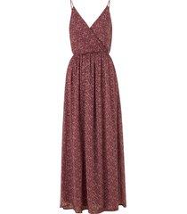 maxiklänning vmwonda wrap maxi dress