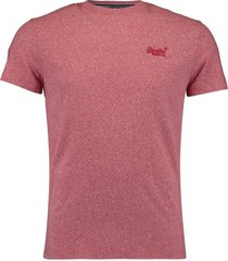 t-shirt vintage logo rood