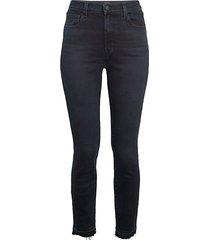 leenah super high-rise skinny jeans